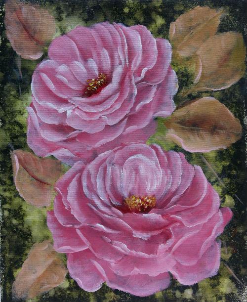 Duas Rosas 500