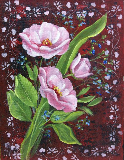Rosas Silvestres 500