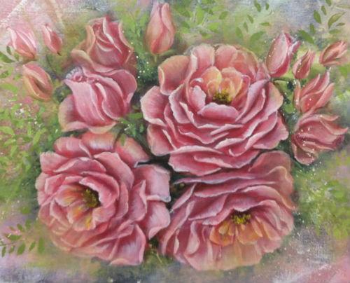 Rosas para você 500